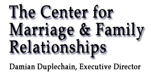 The Center for Marriage and Family Relationships, Houston, TX